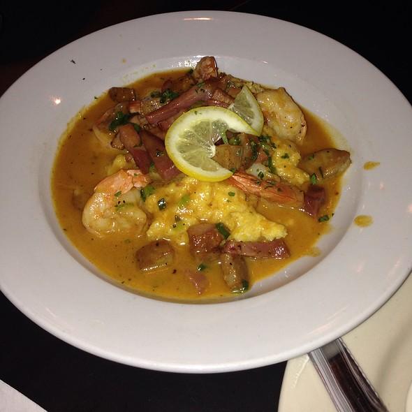 Shrimp and Grits - Owen Brennan's Restaurant, Memphis, TN