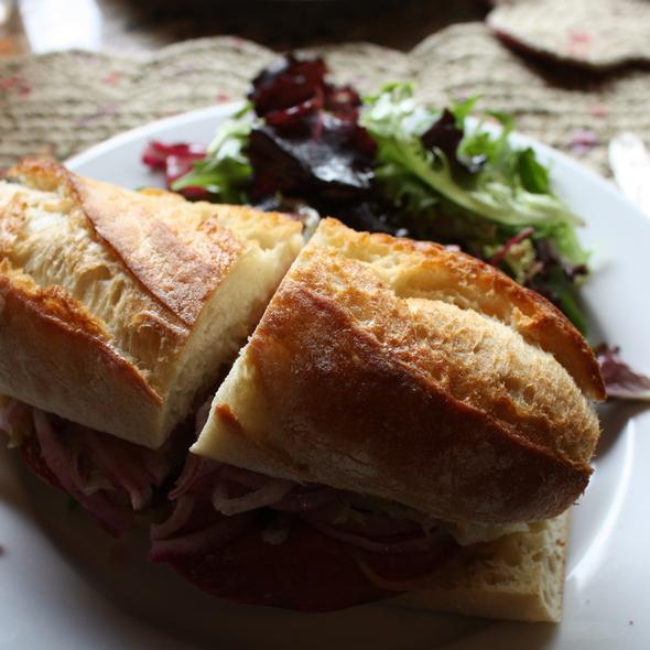 Knockwurst - Suzanne's Cuisine, Ojai, CA
