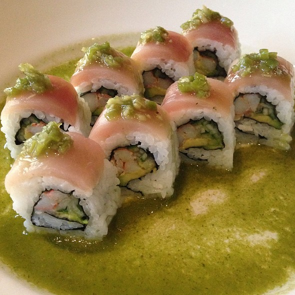 Mean Green Sushi Roll - Kenichi - Dallas, Dallas, TX