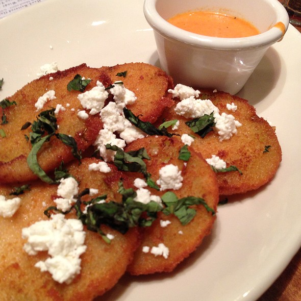 Fried Green Tomatoes - The Pit Authentic BBQ, Raleigh, NC