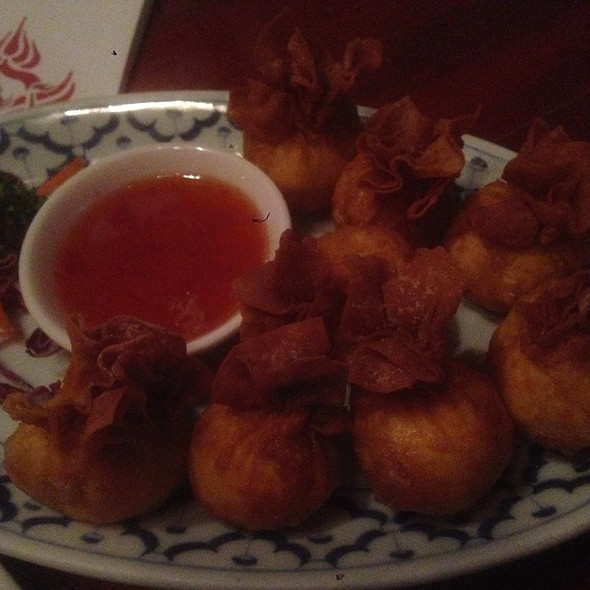 Crab Wontons - Indochine Asian Dining Lounge, Tacoma, WA