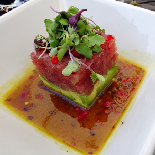 Tuna Tartare - Chicago Cut Steakhouse, Chicago, IL