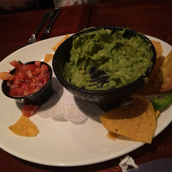 Guacamole Santa Cruz - The Perfect Pint - West, New York, NY