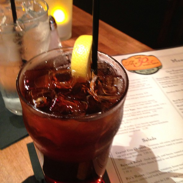 Sweet Tea - The Pit Authentic BBQ, Raleigh, NC