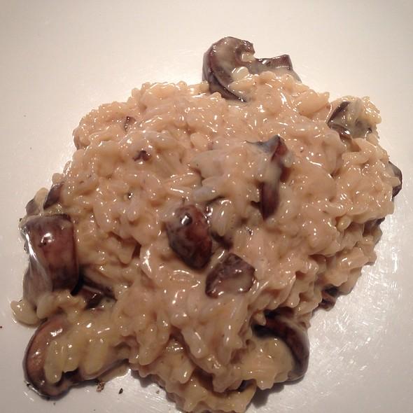 mushroom risotto. - Sotto Sotto, Atlanta, GA