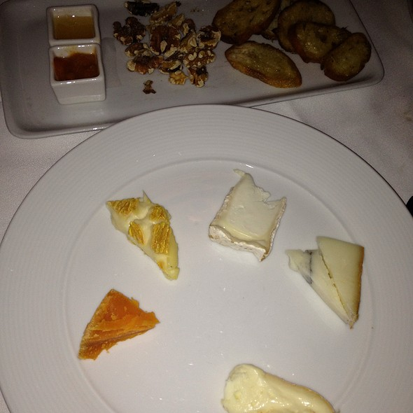 Artisanal Cheese Course - No. 9 Park, Boston, MA