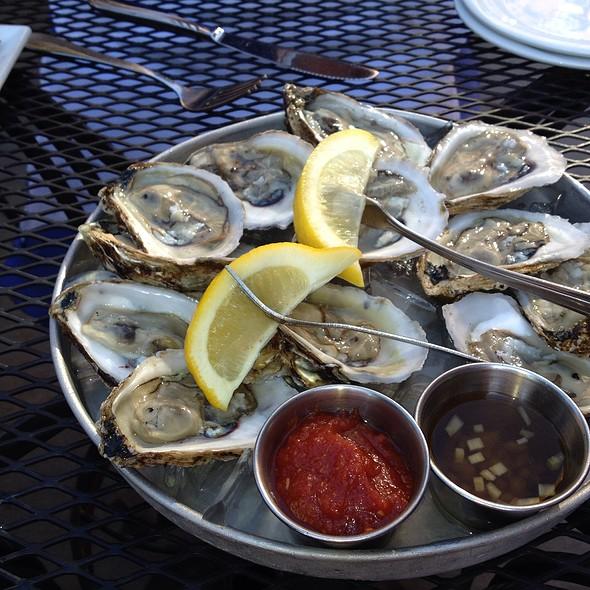 Oysters - Barlow's Restaurant, Boston, MA