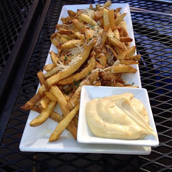 Truffle Fries - Barlow's Restaurant, Boston, MA