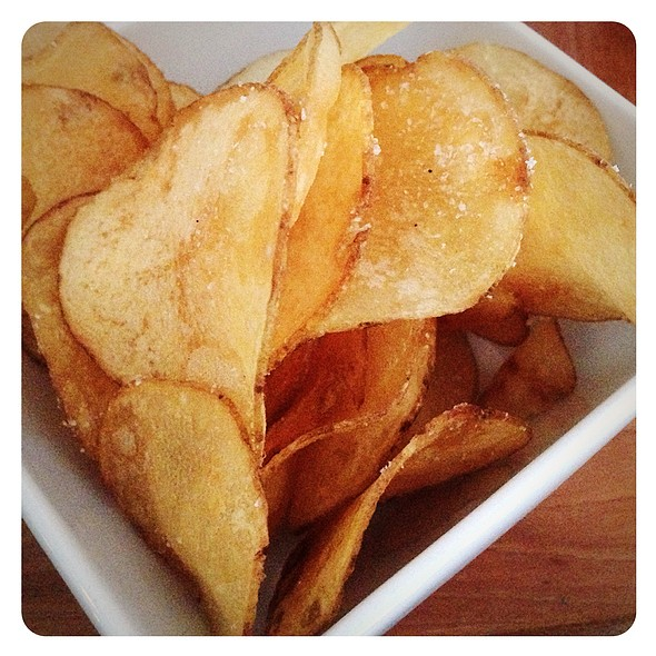 Homemade Potato Chips - Rustic Tavern, Lafayette, CA