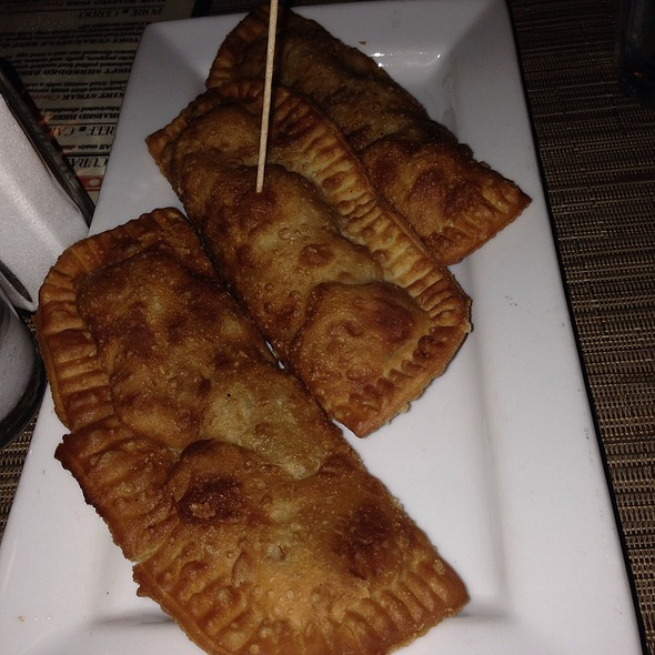 Empanadas de Camarone - Havana Central Times Square, New York, NY