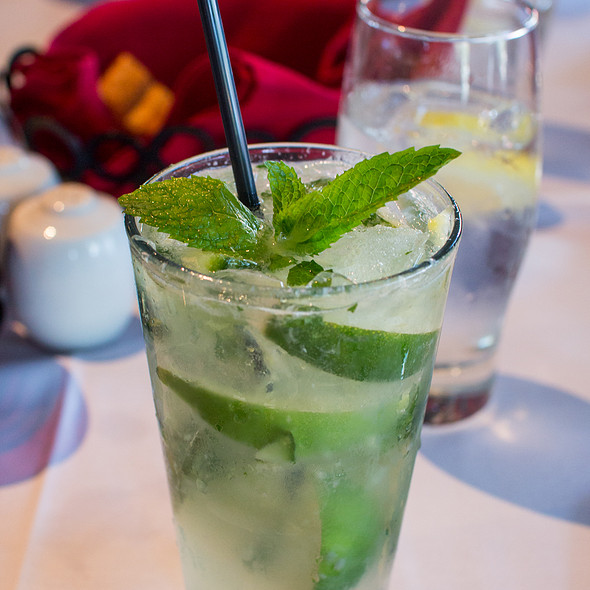 Cucumber Mojito - Ladera Grill - Morgan Hill, Morgan Hill, CA