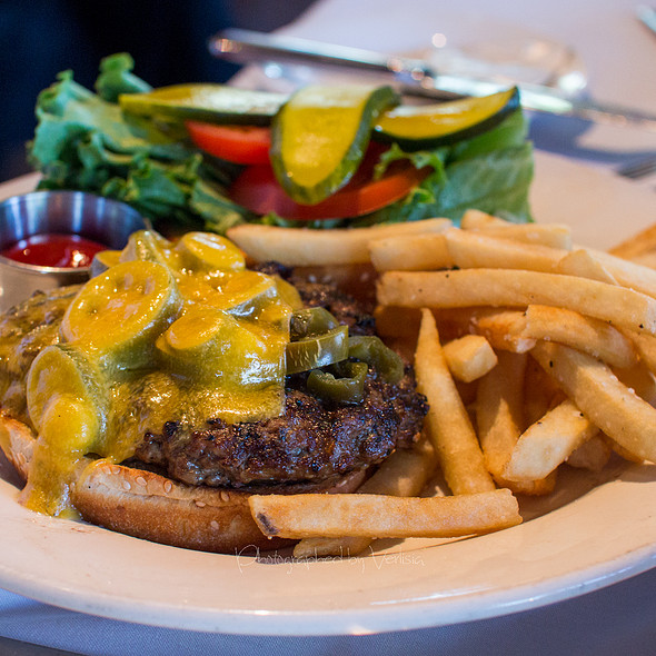 Ladera Fire Burger - Ladera Grill - Morgan Hill, Morgan Hill, CA