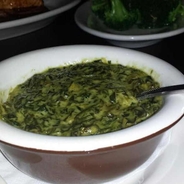 Creamed Spinach - Wildfire - Oak Brook, Oak Brook, IL