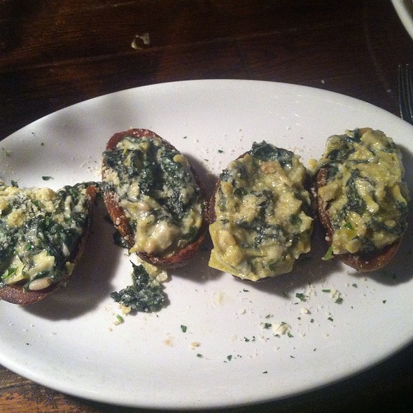 Spinach Artichoke Stuffed Potato Skins - Three Kings Public House - The Loop, St. Louis, MO