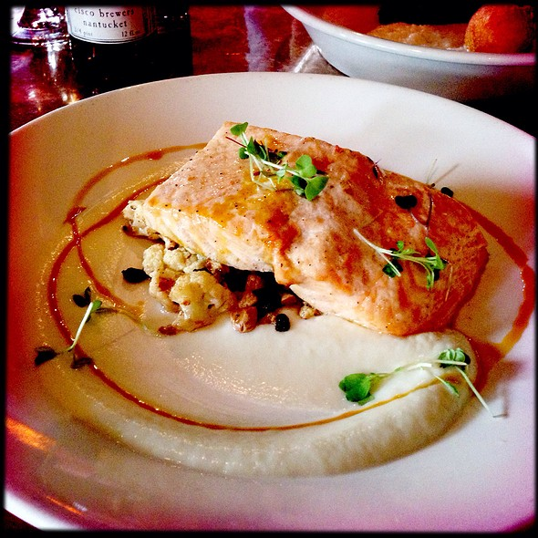 Roasted Salmon - Fish Restaurant & Wine Bar, Marlborough, MA