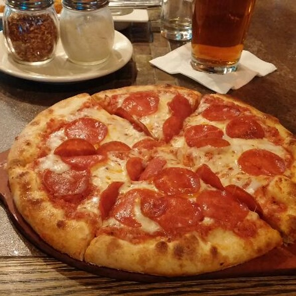 Double Pepperoni Pizza - Flatiron's, Colorado Springs, CO