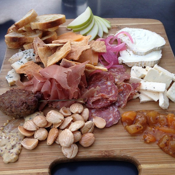 charcuterie - One Red Door, Hudson, OH