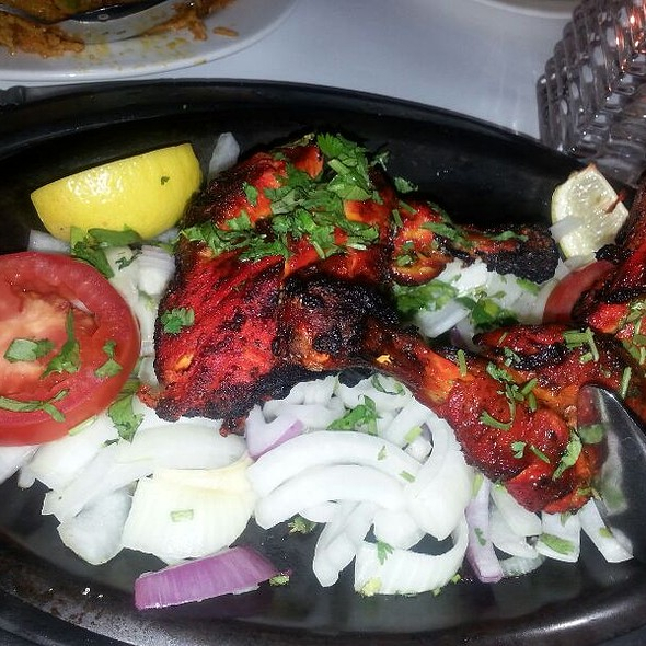 Chicken Tandoori - Taj of India, Washington, DC