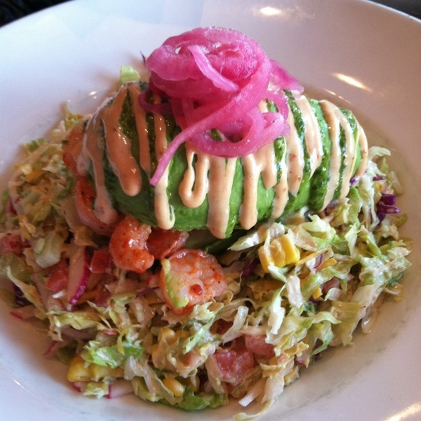 Grilled Shrimp and Avocado Salad - La Sandia - Lone Tree, Lone Tree, CO