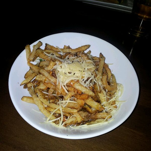 Parmesan Truffle Fries - Union Social Eatery, Mississauga, ON