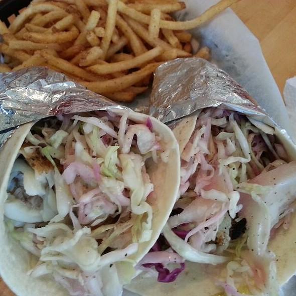 BFG Tacos - Blue Fish Grill, Flemington, NJ