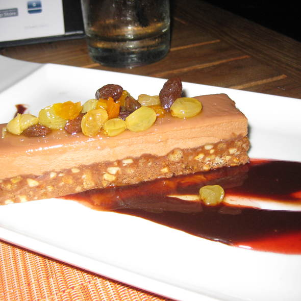 Chocolate Peanut Butter Bar - Sea Level, Ft. Lauderdale, FL