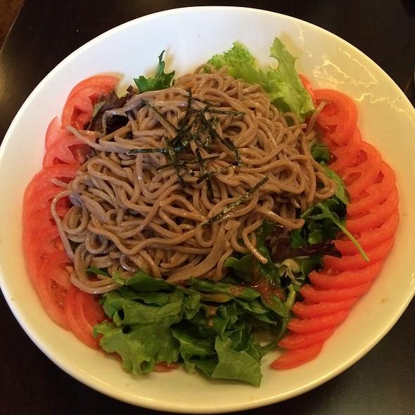 Soba Noodle Salad - Japango Sushi Restaurant, Boulder, CO