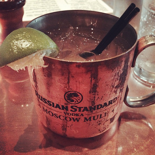 Mexican Mule - Buccan, Palm Beach, FL