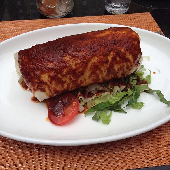 Breakfast Burrito - Scape American Bistro, St. Louis, MO