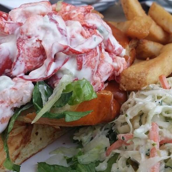 Lobster Rolls - Joe's American Bar and Grill - Waterfront, Boston, MA