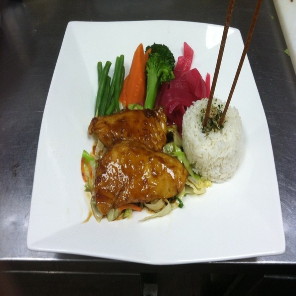 Chilean Sea Bass - Arisu Japanese Restaurant, Englishtown, NJ