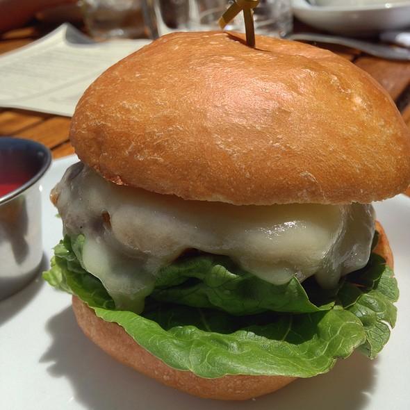 The Tipsy Burger - The Tipsy Pig, San Francisco, CA