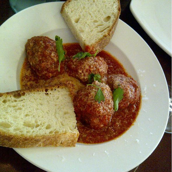 Meatballs - Varasano's Pizzeria, Atlanta, GA
