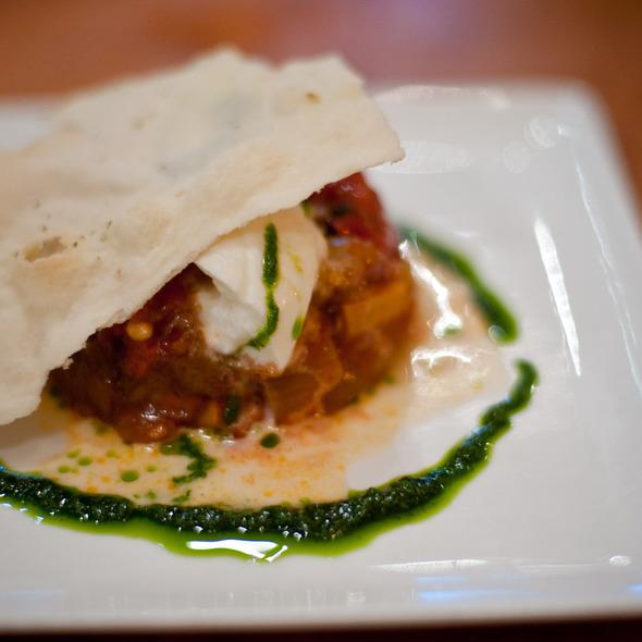 Fresh Bufala Mozzarella - La Strada Ristorante Italiano, Palo Alto, CA