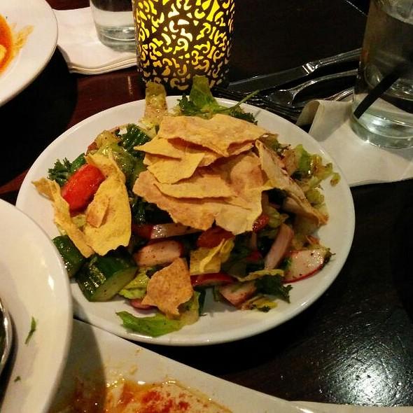 Fattoush Salad - Lebanese Taverna - Baltimore, Baltimore, MD