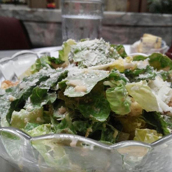 Caesar Salad - Old Ebbitt Grill, Washington, DC