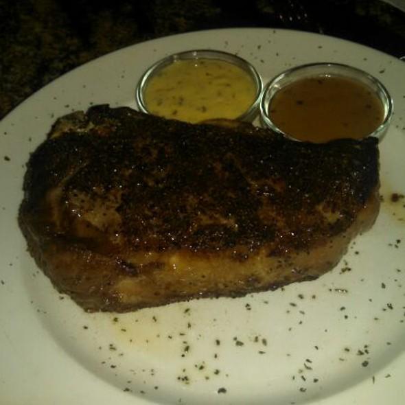 The Double Eagle 26oz Prime Bone In Strip Kansas City Style  - Del Frisco's Double Eagle Steak House - Philadelphia, Philadelphia, PA