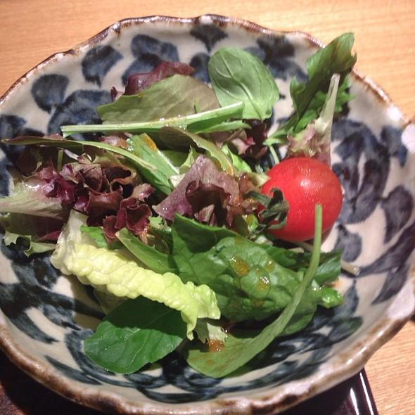 Salad - 銀熊茶寮, 中央区, 東京都