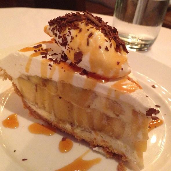 Banana Creme Pie - Redeye Grill, New York, NY