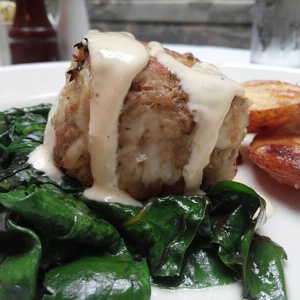 Jumbo Lump Crabcake  - Old Ebbitt Grill, Washington, DC