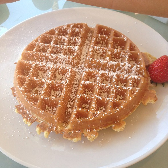 Waffles - Cava - Renaissance Esmeralda Resort & Spa, Indian Wells, CA