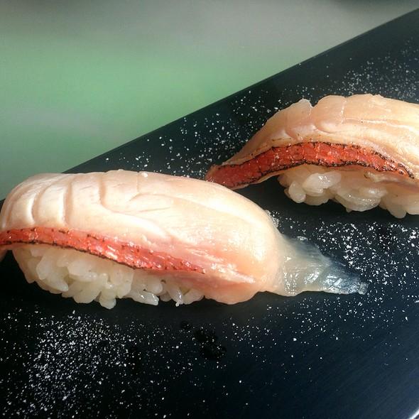 Kinmedai Nigiri - Azuki Sushi Lounge, San Diego, CA