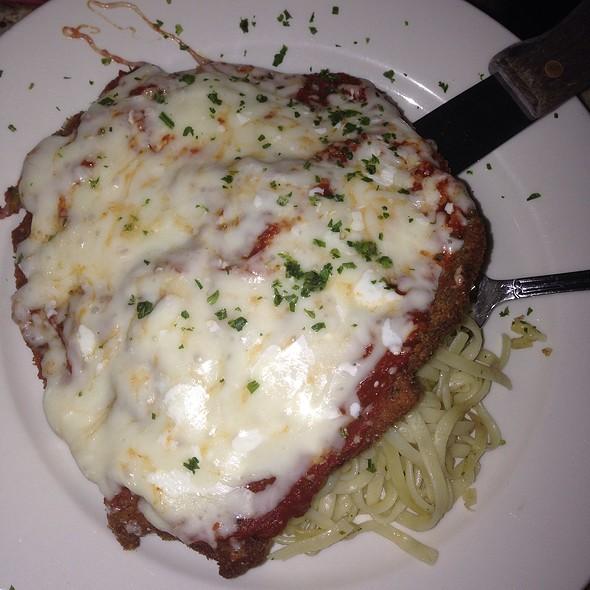 Veal Parmagiana - La Fourno Ristorante - Trattoria, Philadelphia, PA