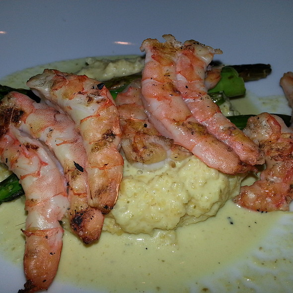 Shrimp and Grits - 18 Seaboard, Raleigh, NC