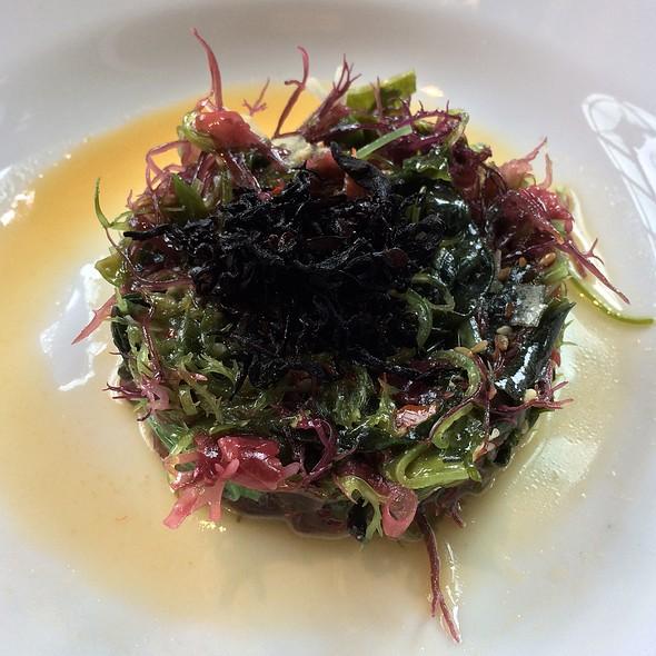 Seaweed salad - SUteiShi, New York, NY
