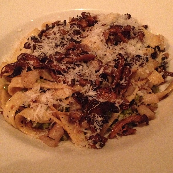 Tagliatelle - Back Bay Social Club, Boston, MA