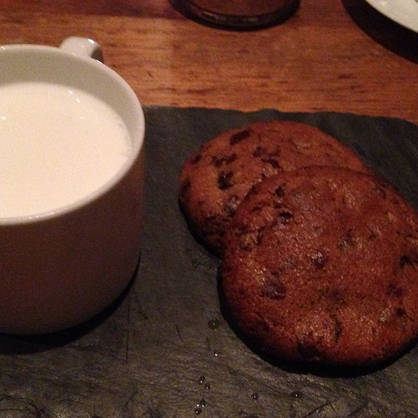 Milk And Cookies - Marc Forgione, New York, NY