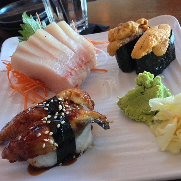 Hamachi Sashimi - Sapporo - Scottsdale Main Dining Room, Scottsdale, AZ