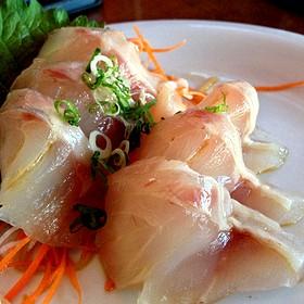 Red Snapper Sashimi - Sapporo - Scottsdale Main Dining Room, Scottsdale, AZ