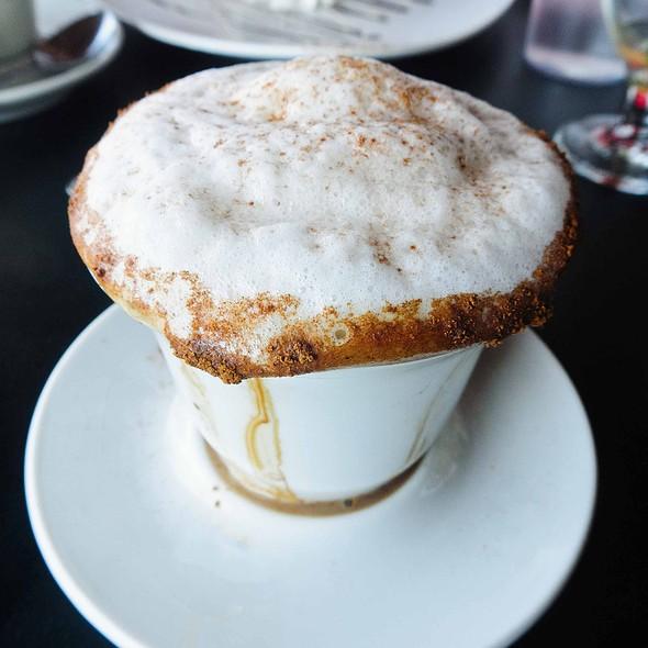 Cappuccino - La Notte Cafe, Berwyn, IL